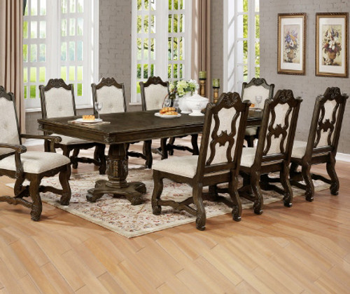 PIERRE DINING TABLE-2410T-44108