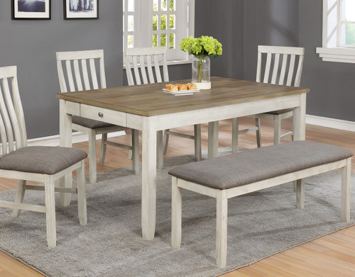 BRIGITTE DINING TABLE-2217T