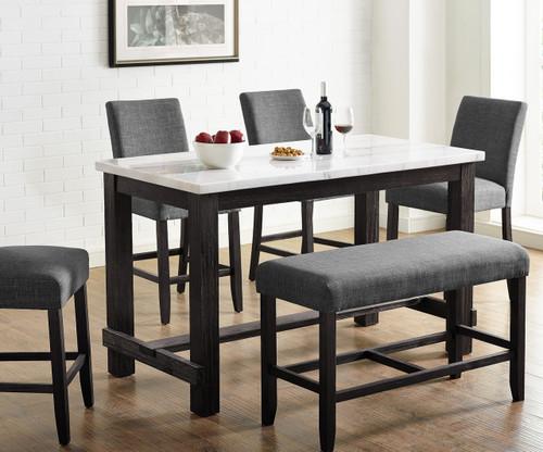HEMLOCK COUNTER HEIGHT TABLE-1711T