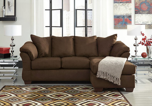 DARCY CAFE COLLECTION SOFA CHAISE-75004/20