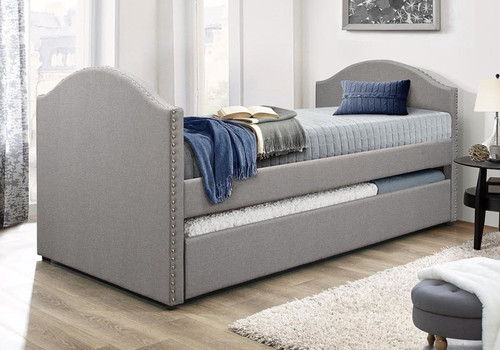 OLIVER TWIN BED WITH TRUNDLE-Oliver