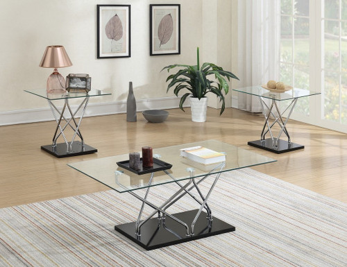 3 PCS FAUSTINO COFFEE TABLE SET-F3149