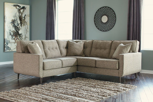 2 PC DAHRA JUTE SECTIONAL-62802-55-49