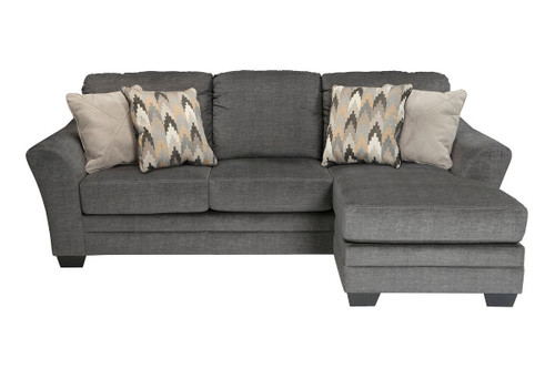 BRAXLIN CHARCOAL SOFA CHAISE-88502-18