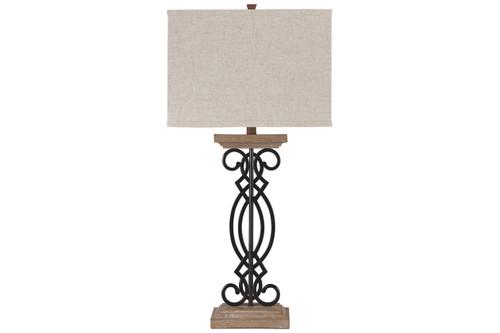EDALENE TABLE LAMP (SET OF 2)-L208104