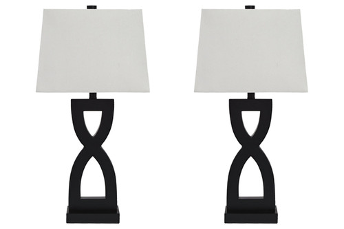 AMASAI TABLE LAMP (SET OF 2)-L243144