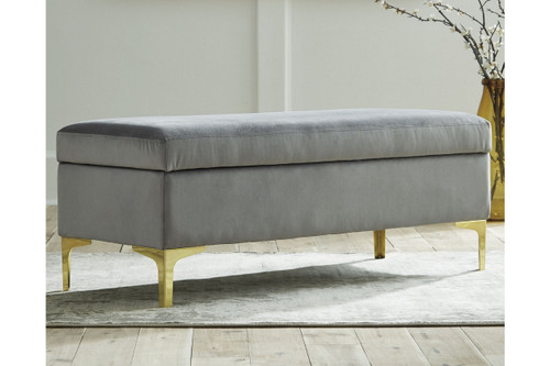 BACHWICH STORAGE BENCH-A3000118