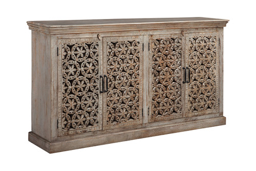 FOSSIL AMBER RIDGE ACCENT CABINET-A4000029