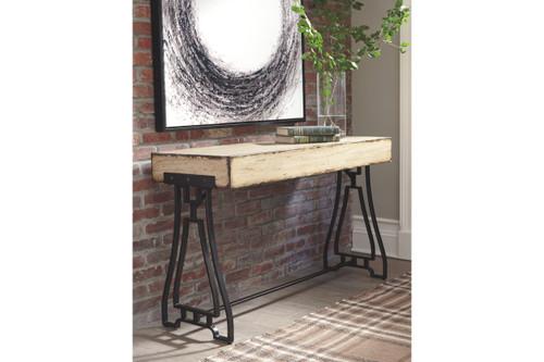 VANPORT SOFA / CONSOLE TABLE-A4000078