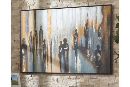 PETRICA WALL ART-A8000034