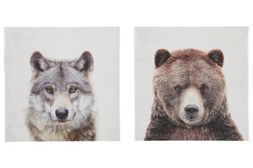 ALBERT WALL ART (SET OF 2)-A8000261
