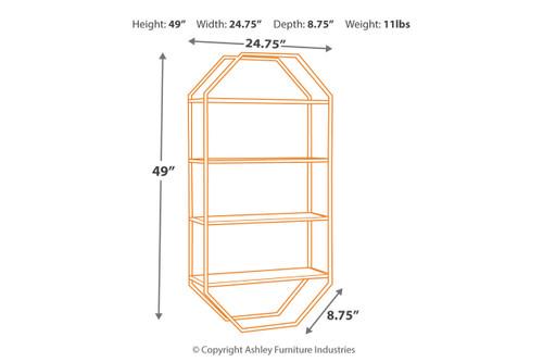 ELEA WALL SHELF-A8010097