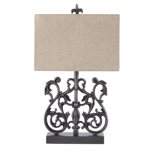 CAPPER TABLE LAMP-L208144
