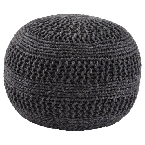 BENEDICT CHARCOAL POUF-A1000559
