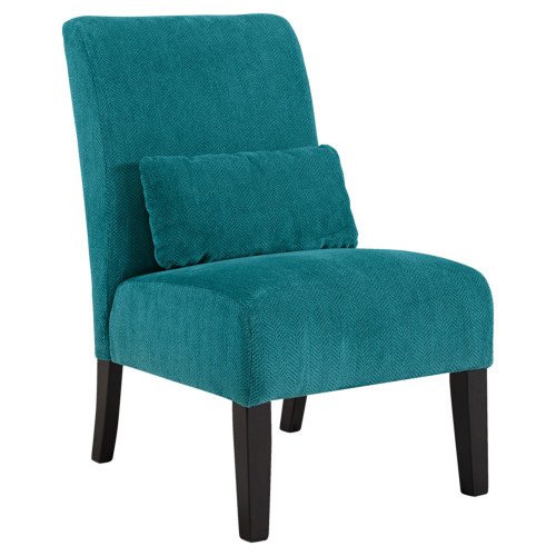 ANNORA TEAL ACCENT CHAIR-61604-60
