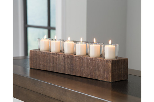 CASSANDRA CANDLE HOLDER-A2000315