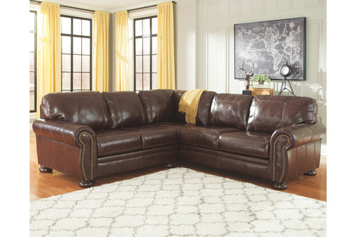 2 PCS BANNER COFFEE COLLECTION SECTIONAL SET-50404-55-67