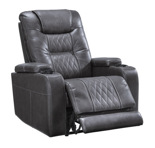 ASHLEY FURNITURE COMPOSER ADJUSTABLE HEADREST POWER RECLINER