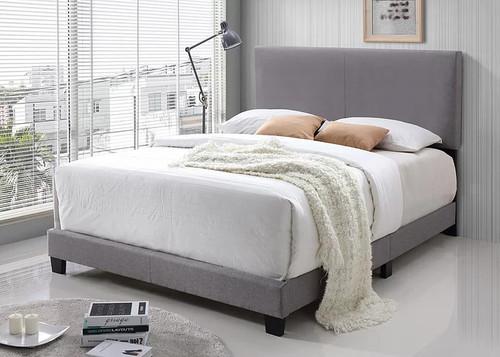 MADISON GRAY FABRIC BEDROOM COLLECTION-B9700
