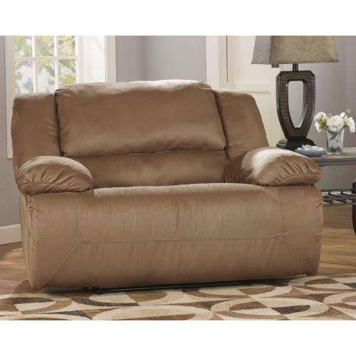 HOGAN MOCHA Zero Wall Wide Seat Recliner