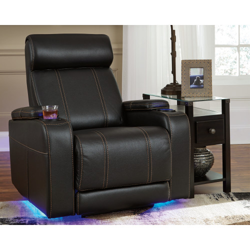 BOYBAND BLACK Power Recliner