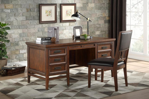 FRAZIER PARK COLLECTION EXECUTIVE TABLE AND CHAIR