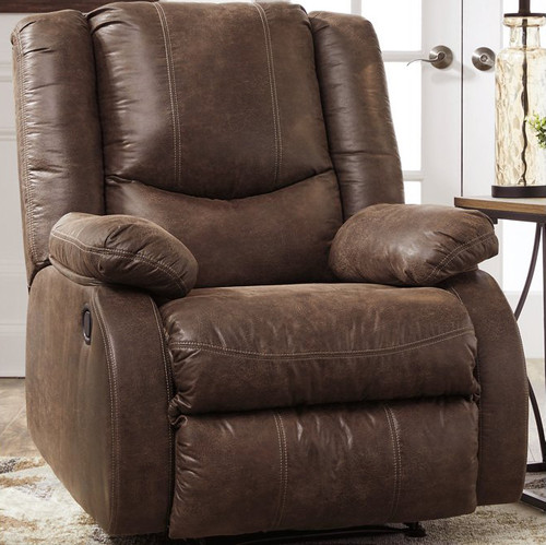 Bladewood Coffee Zero Wall Recliner
