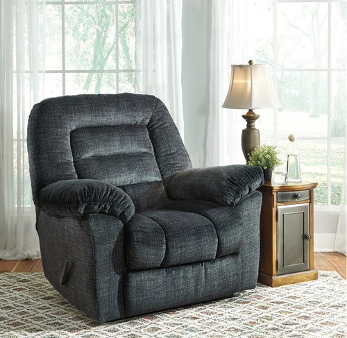 Hengen Thunder Big Man Wall Recliner