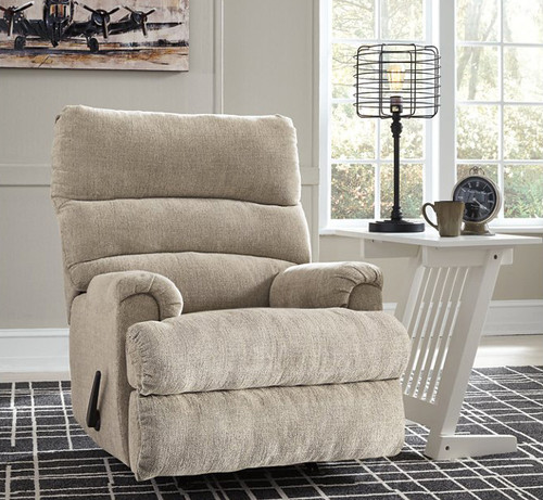 Manfort Dusk Rocker Recliner