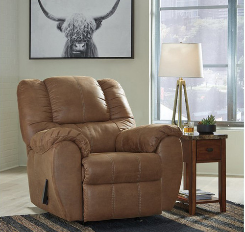McGann Saddle Rocker Recliner