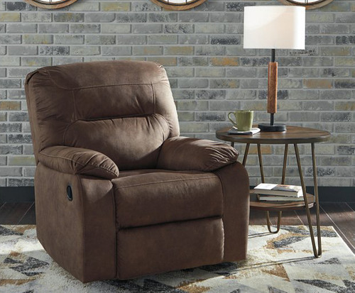 Bolzano Coffee Rocker Recliner
