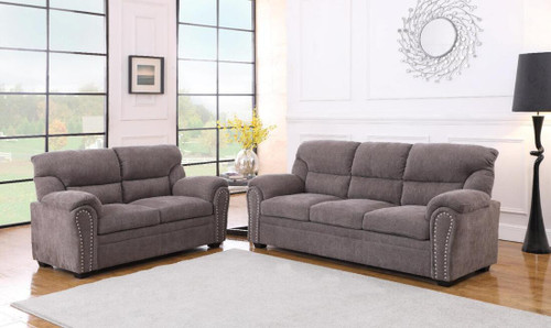 2PC Norway Sofa And Loveseat Set