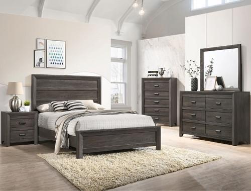 6 Pcs Adelaide King Bedroom Set Special