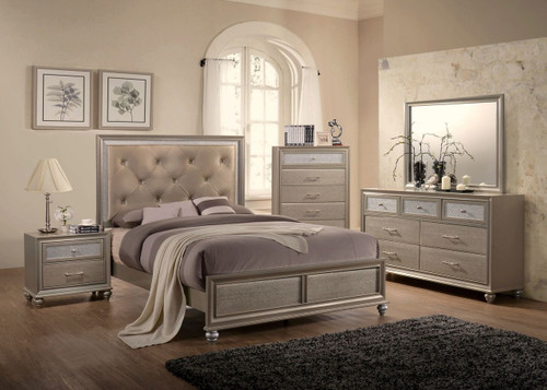 Lila King Bed Special