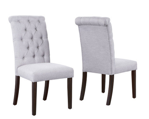 2 Pc Palmer Side Chair Set Special