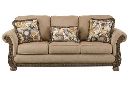 Westerwood Traditional Style Sofa
