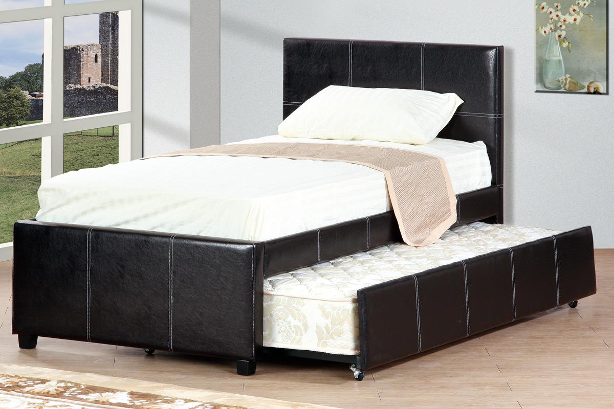 Kassa Mall Home Furniture F9214tf9214f Modern Slated Espresso