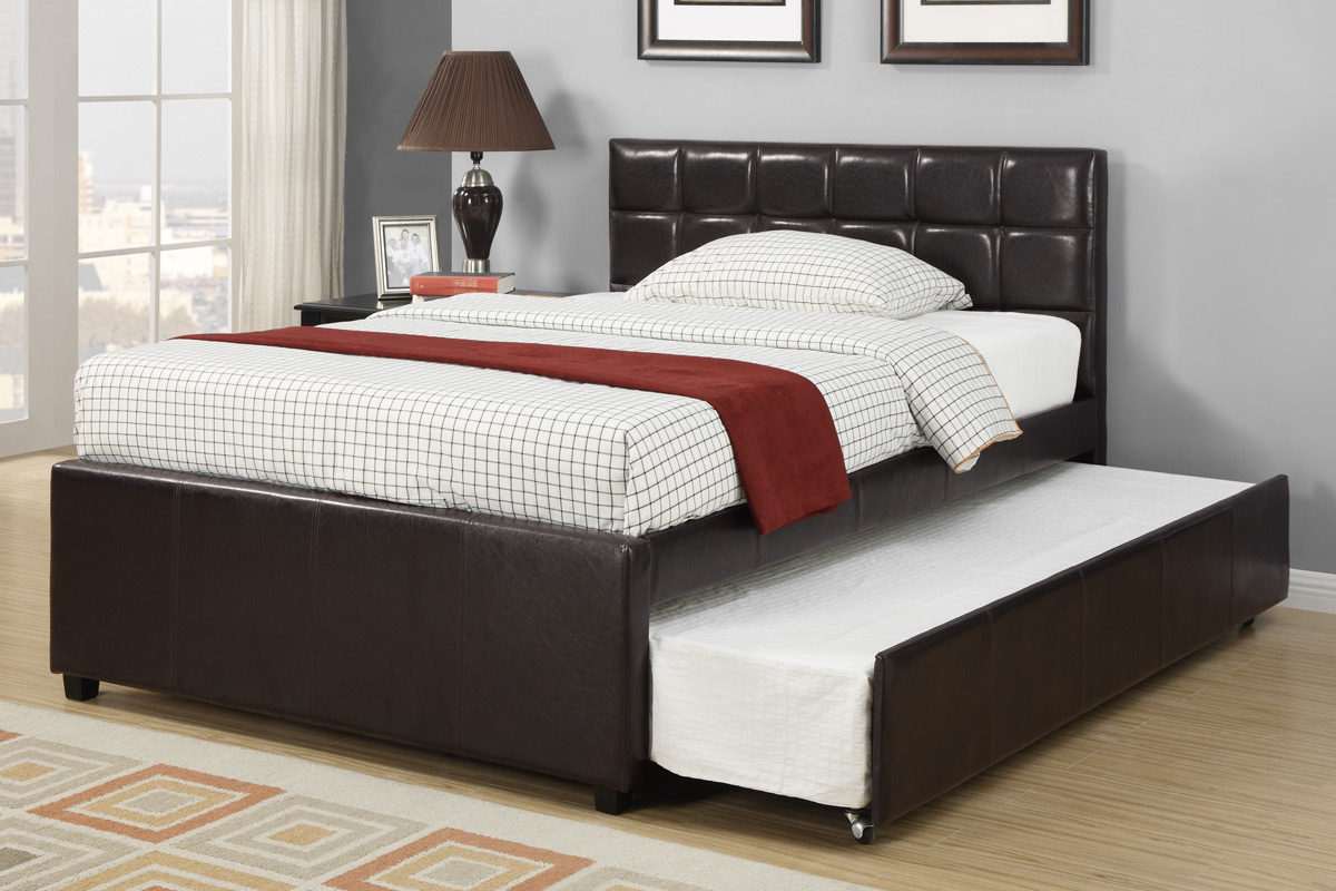 Kassa Mall Home Furniture F9215tf9215f Twinfull Bed With