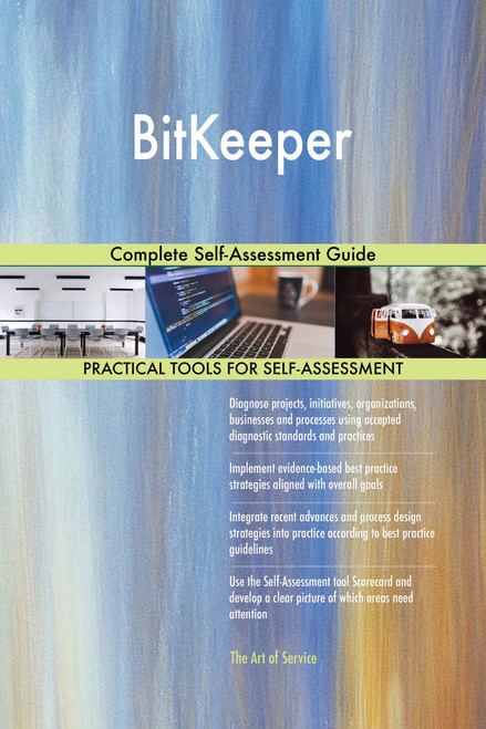 BitKeeper Complete Self-Assessment Guide