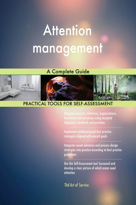 Attention management A Complete Guide