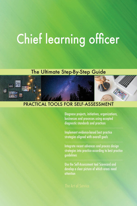 Chief learning officer The Ultimate Step-By-Step Guide