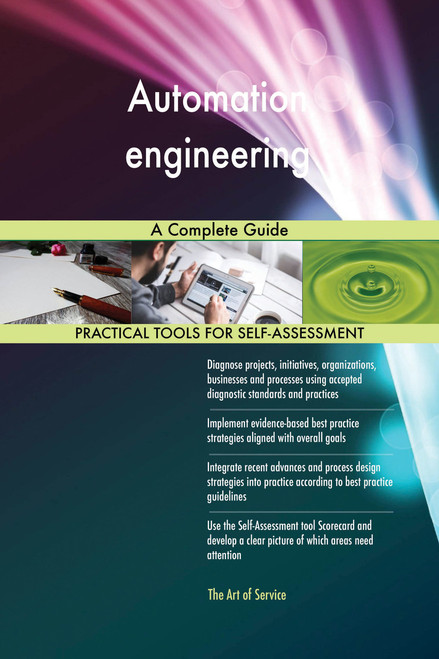 Automation engineering A Complete Guide