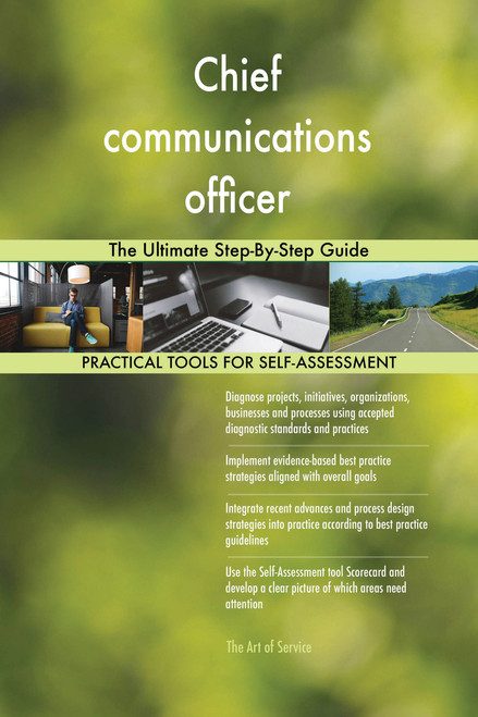 Chief communications officer The Ultimate Step-By-Step Guide