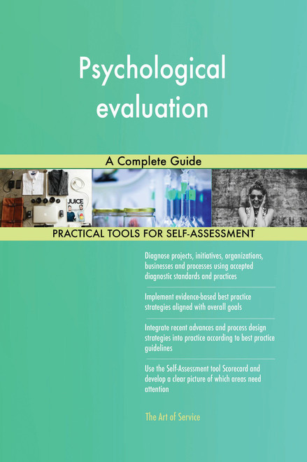 Psychological evaluation A Complete Guide