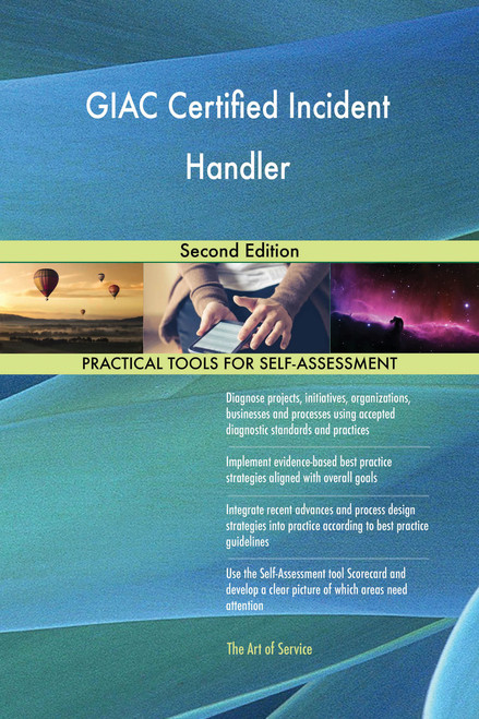 GIAC Certified Incident Handler Second Edition
