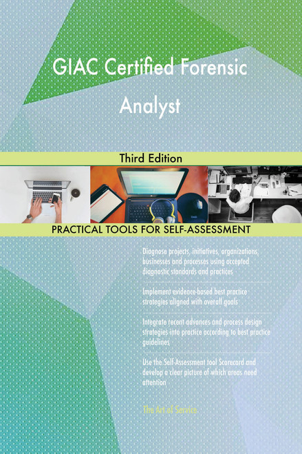 GIAC Certified Forensic Analyst Third Edition