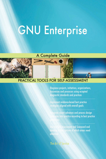 GNU Enterprise A Complete Guide
