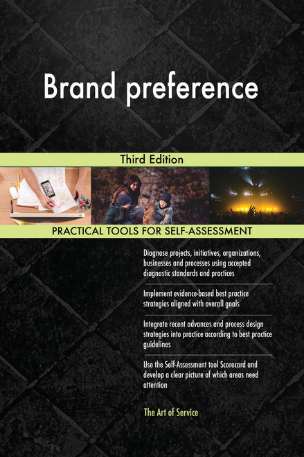 Brand preference Third Edition