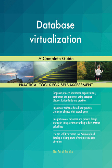 Database virtualization A Complete Guide