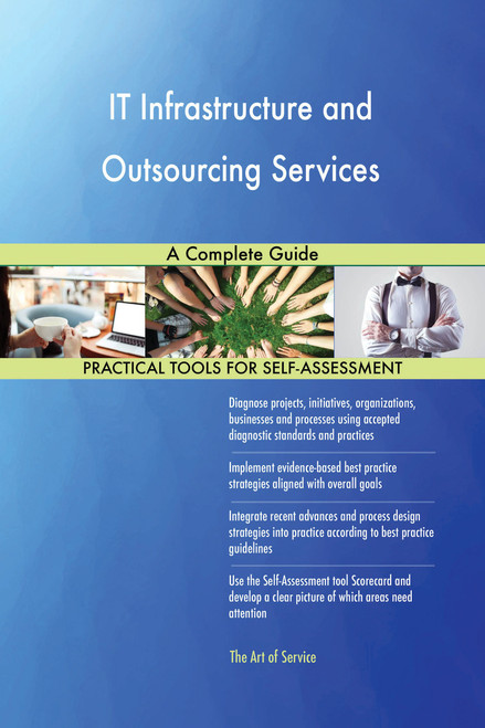 IT Infrastructure and Outsourcing Services A Complete Guide